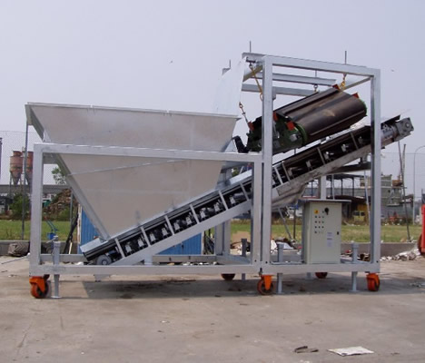 Conveyors Belt - Refusals Treatment